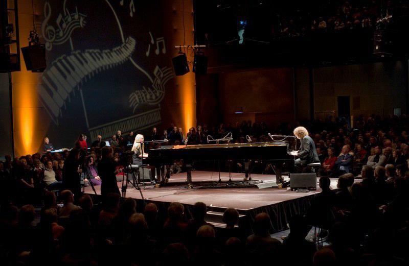 LUCERNE FESTIVAL am PIANO 2010