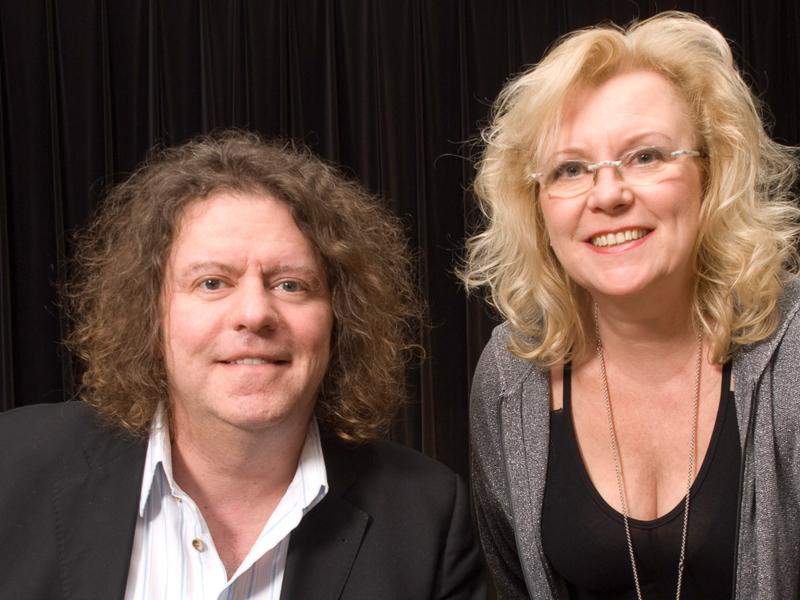 Sivlia Droste & Martin Sasse