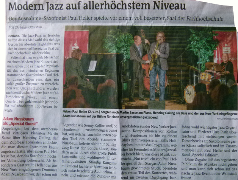 presse-martin-sasse-paul-heller-adam-nussbaum-jazzclub-iserlohn-iserlohner-zeitung